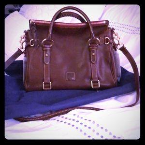 DB Florentine satchel